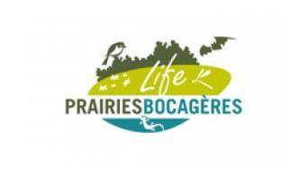 Logo du LIFE Prairies Bocagères