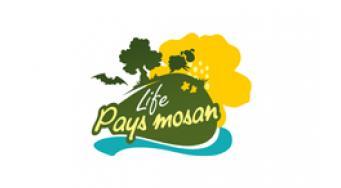 Logo du LIFE Pays mosan
